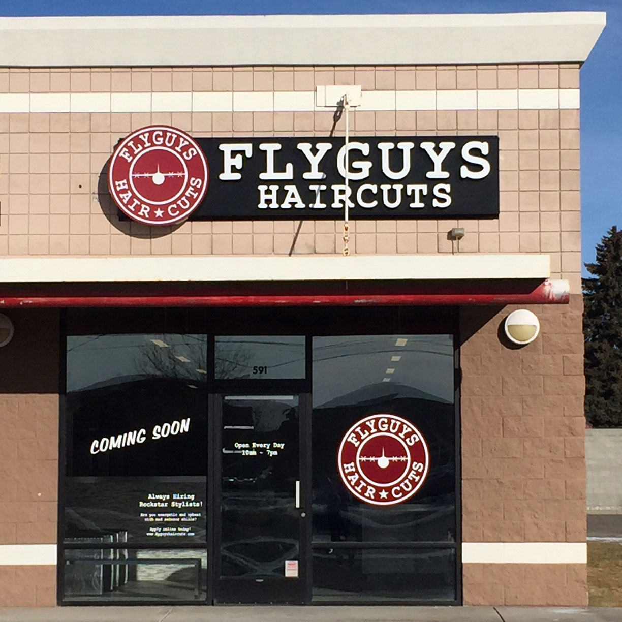 FlyGuys Idaho Falls